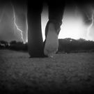 I Am Not Afraid To Walk This World Alone by Tam Edey