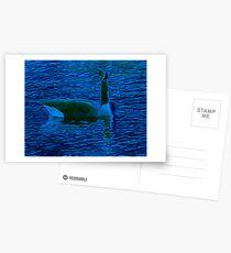 Honker Postcards