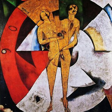 Chagall Apolinaire by ocmer