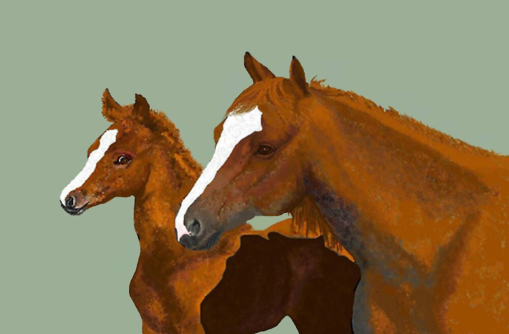 Mommy and Me by Carole Boyd