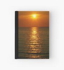 Sunset Sparkles Hardcover Journal
