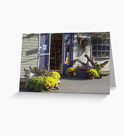 Doorway to Treasures Greeting Card