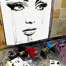 progress in the studio by Loui  Jover