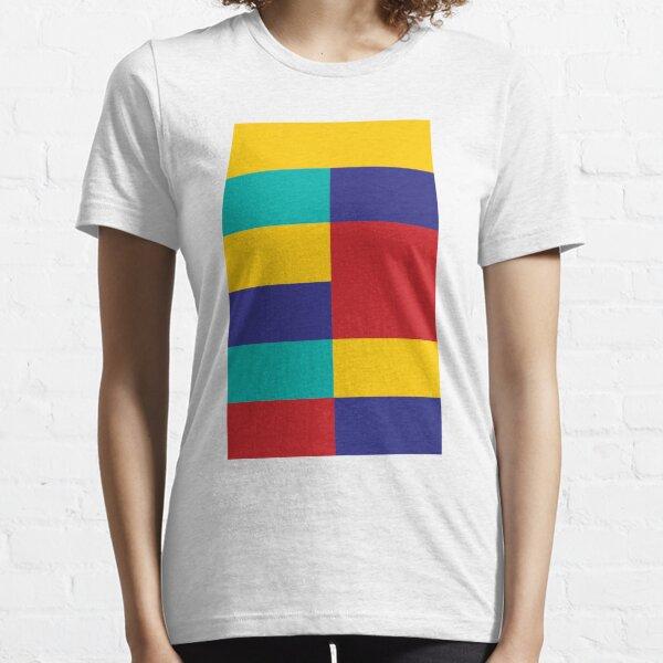 Volkswagen Golf Arlequin Design Camiseta esencial