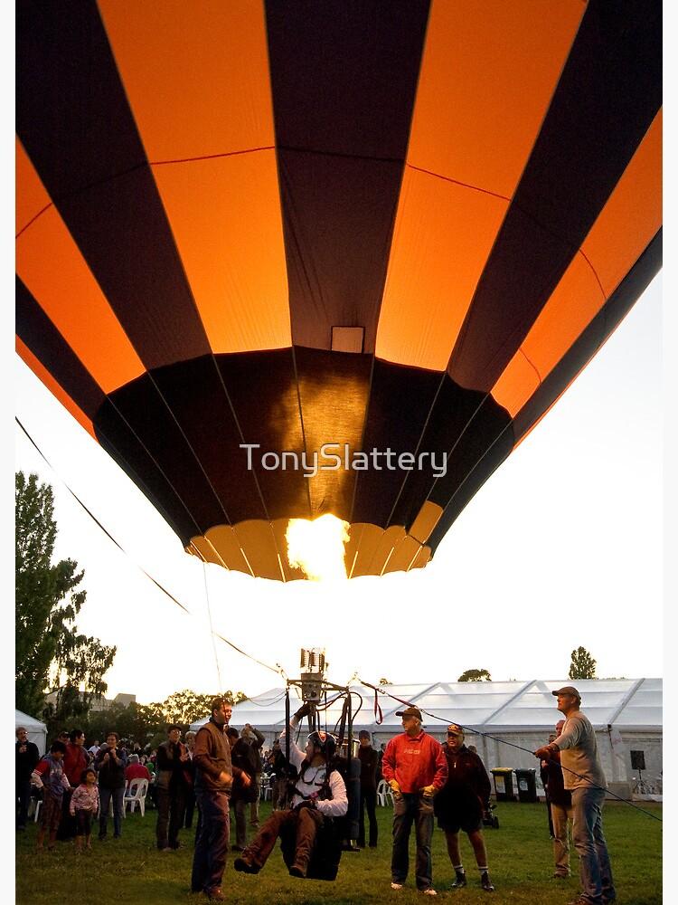 Canberra Balloon Festival 2010 by TonySlattery