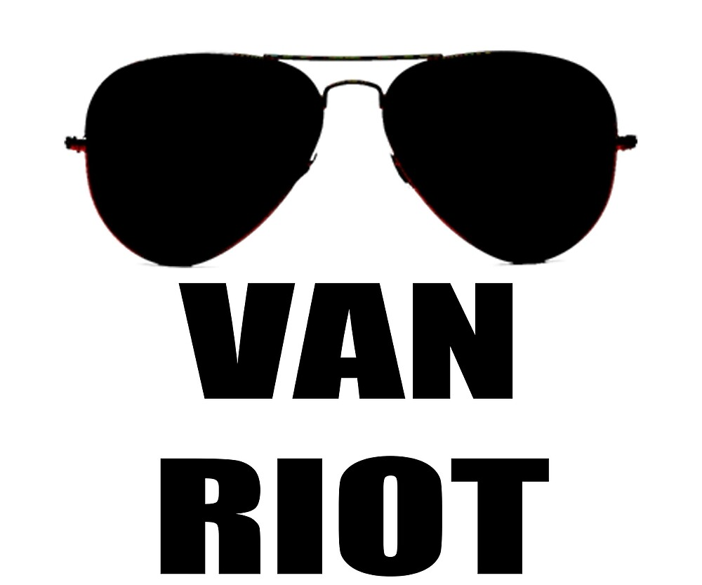 EBW - Mikey Van Riot T-Shirt by EBWWrestling