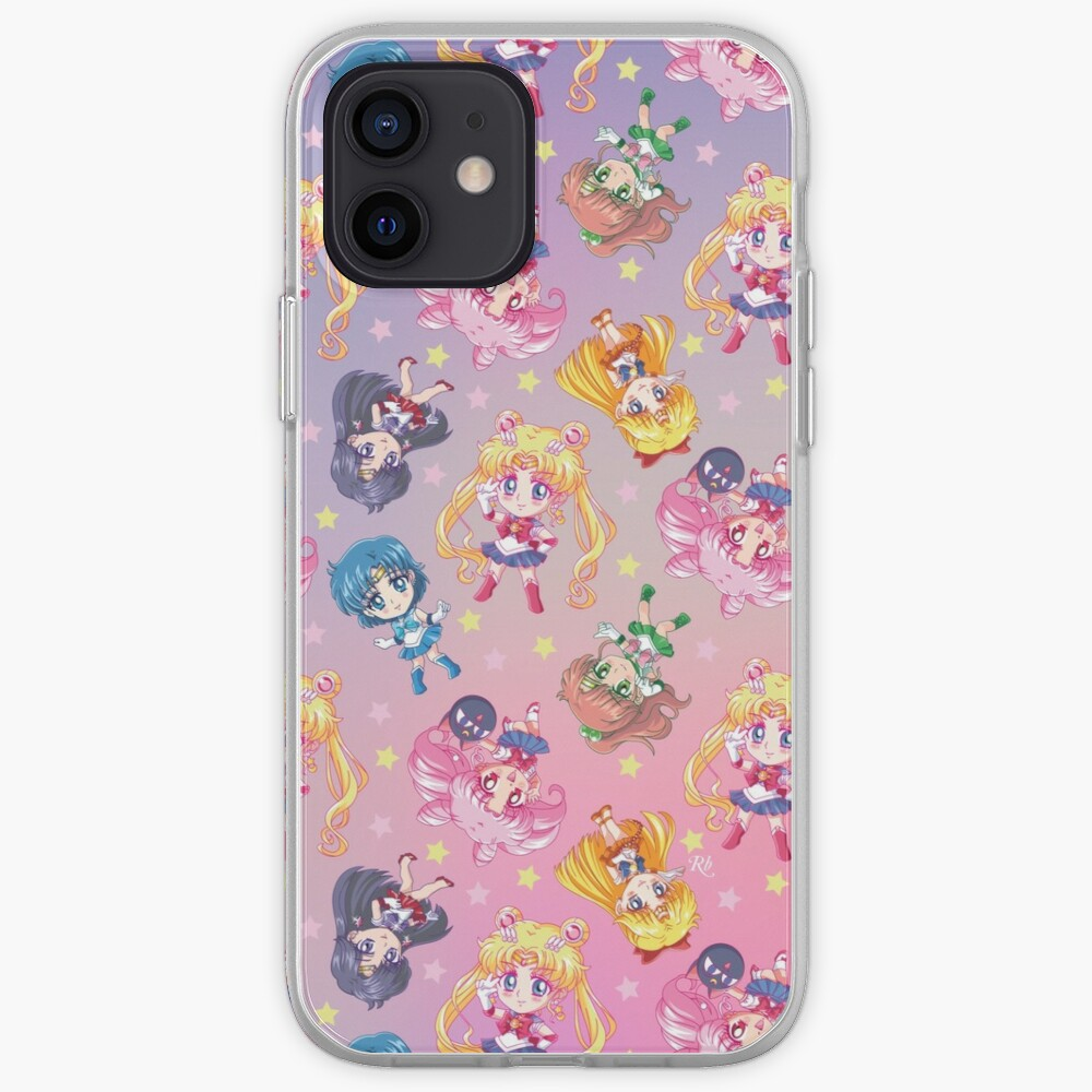 Crystal Team Pattern iPhone Case & Cover