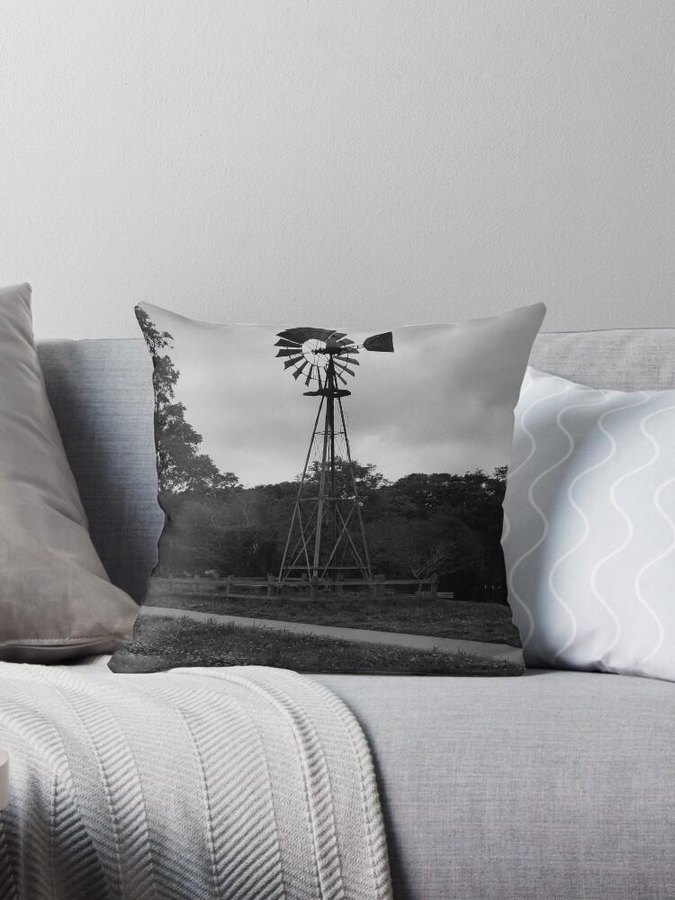 Wind Mill by ClintDMc