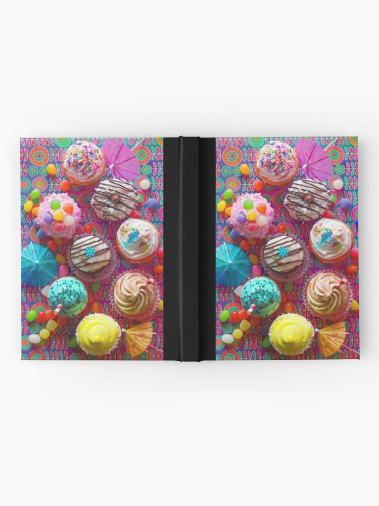 Alternate view of Cupcake du Jour Hardcover Journal