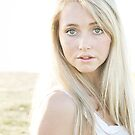 Portrait in the sun by Basia McAuley
