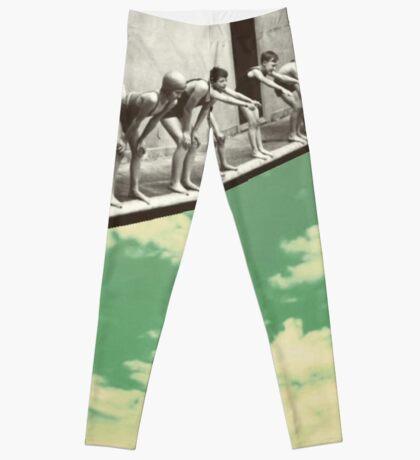 """Skydiving"" Leggings"