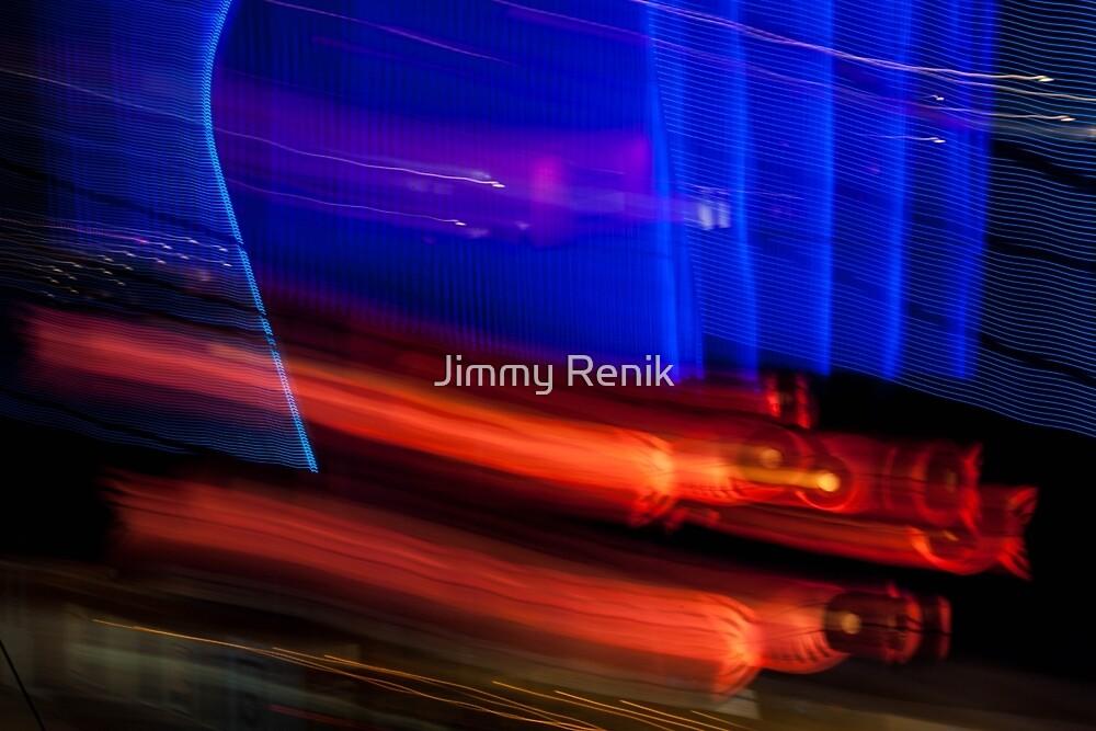 Racing Skyfish by Jimmy Renik