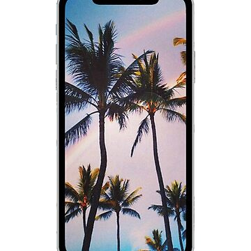 Inspiration Palm Trees by Grampus