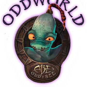 Abe's Oddworld by red-rawlo