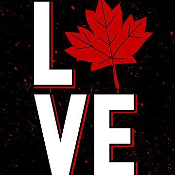 Canada lovers by GeschenkIdee