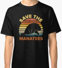 8f7db3c83 Save the Manatee T-Shirts | Redbubble