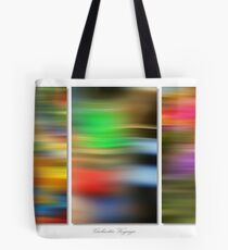 Galactic Voyage (Triptych) Tote Bag