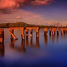 Lake Hume by John Vandeven