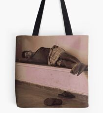 An afternoon nap Tote Bag