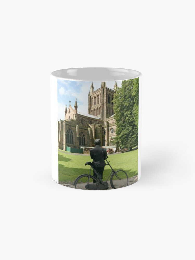 Alternate view of Elgar and Hereford Mug