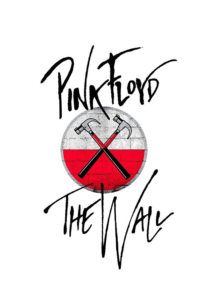Floyd Wall tshirt by designhp