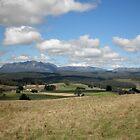 Mount Roland From Wilmot, Northern Tasmania, Australia. by kaysharp