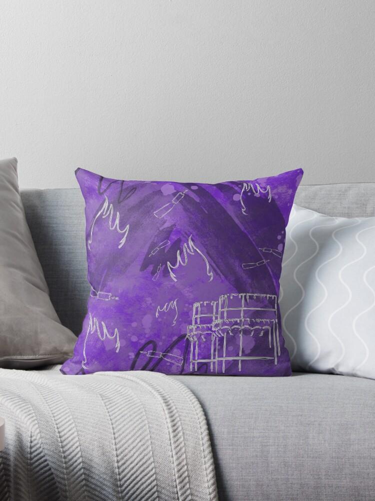 Valencia en fallas - Purple by ASCasanova