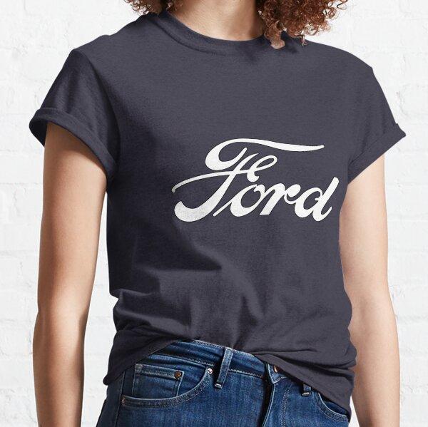 Classic Car Logos: Ford Classic T-Shirt