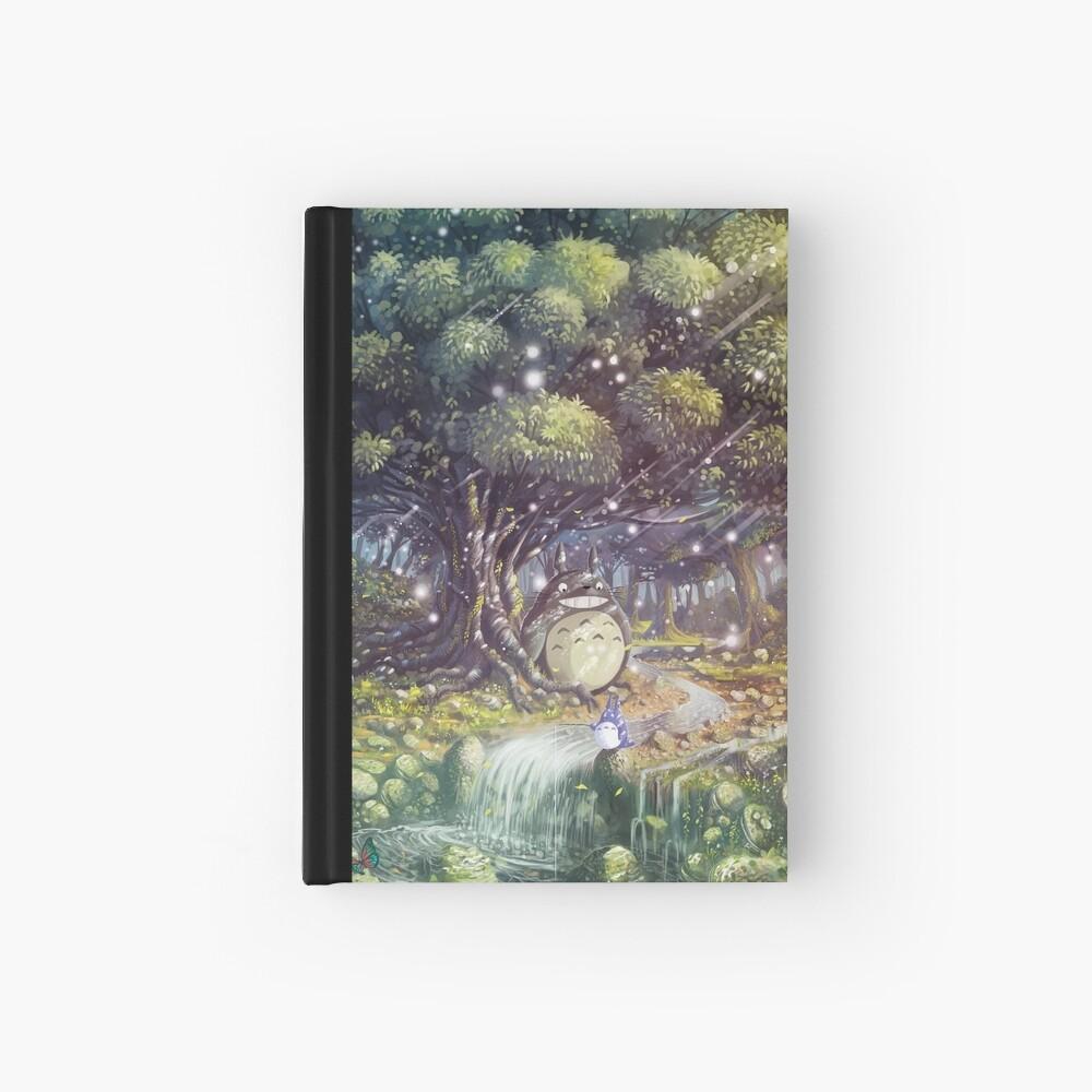 Totoro's Paradise Cuaderno de tapa dura