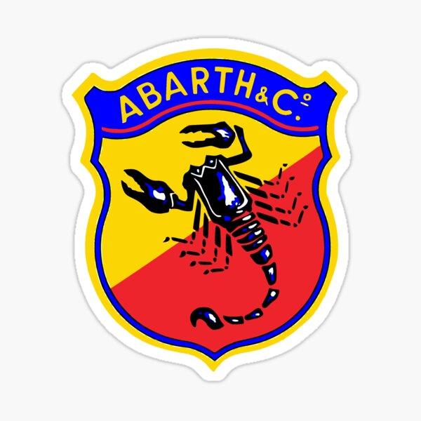 Logos de voitures classiques: Abarth & C. Sticker
