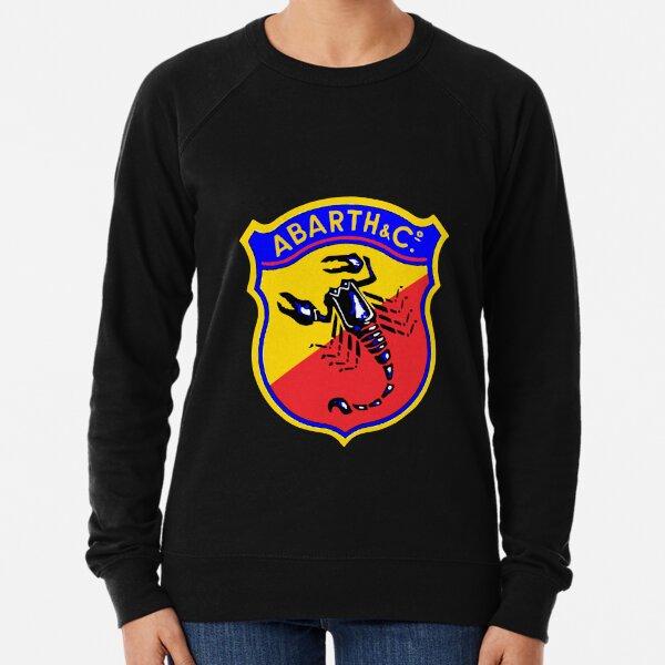 Logos de voitures classiques: Abarth & C. Sweatshirt léger