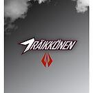 Kimi Raikkonen 2019 - 6 by evenstarsaima