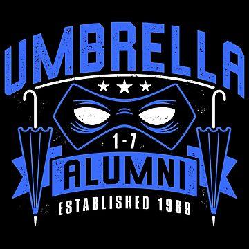 Umbrella Alumni by Adho1982