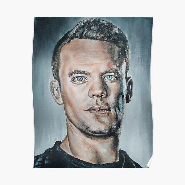 Manuel Neuer - FC Bayern Poster