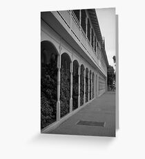Colonial Perspective Greeting Card