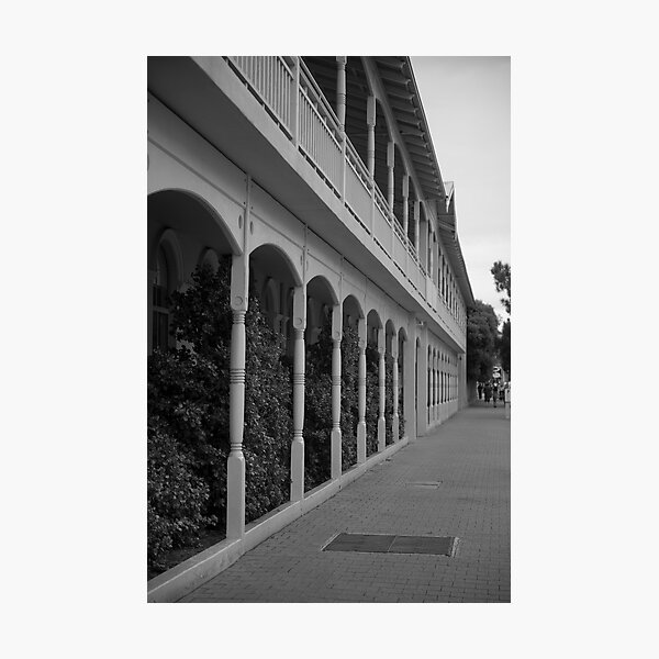 Colonial Perspective Photographic Print
