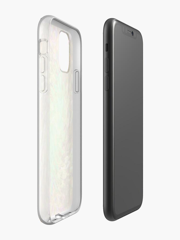 coque rick et morty , Coque iPhone «Métal liquide», par JLHDesign