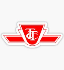 TTC Sticker