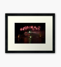 The Colour of the City  Framed Print