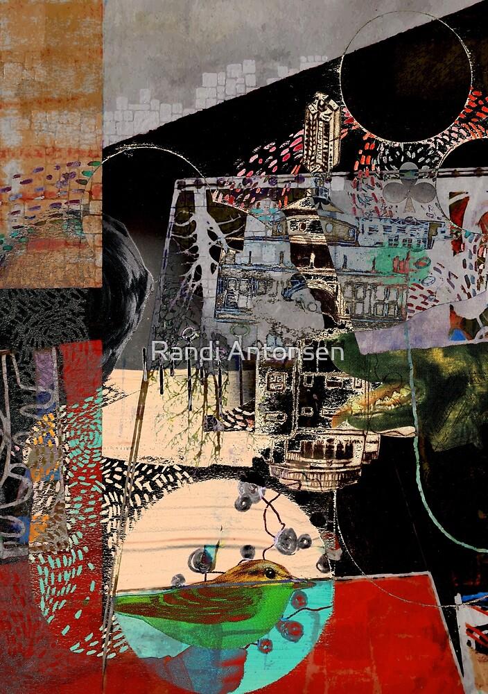 Lumius II by Randi Antonsen