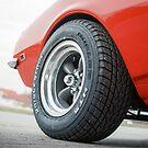 Chromfelge Muscle Car von coolArtGermany