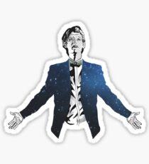 dotor who  Sticker