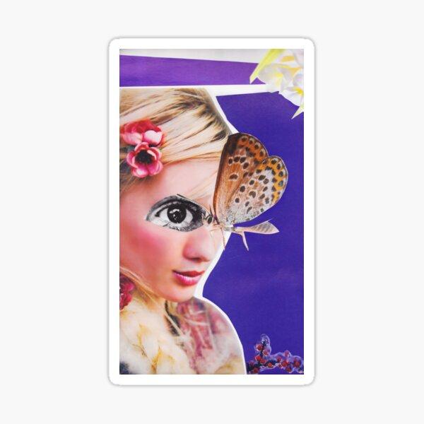 The Butterfly Sticker