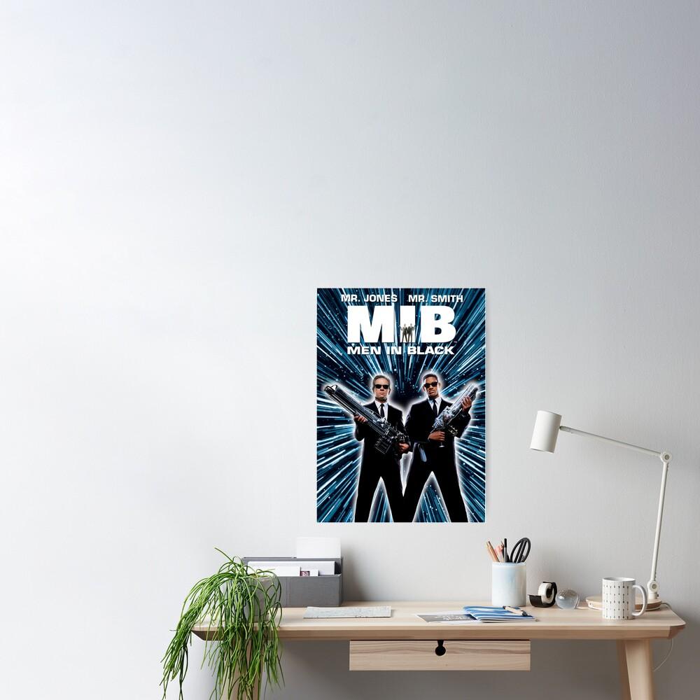 Men In Black 1997 Poster ReprintHome Decor//Wall Decor//Wall Art