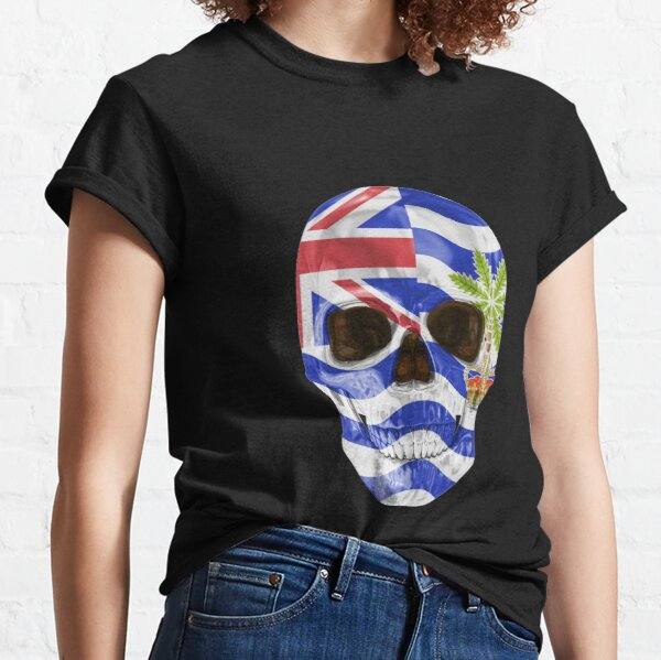 Patricks Day Irish Pride Skull 3D All Over Sublimation Printing Shirt