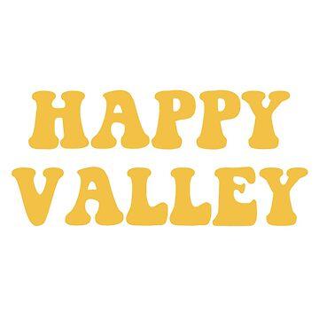 Feliz valle amarillo de amariei