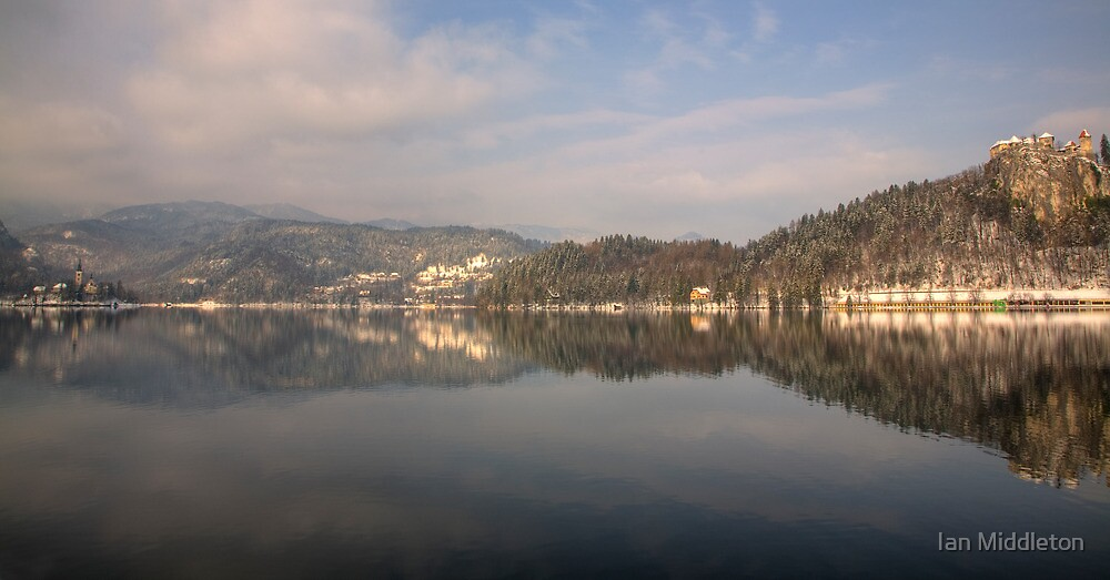 Beautiful Bled by Ian Middleton