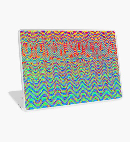 Optical ⑤ by RootCat Laptop Skin