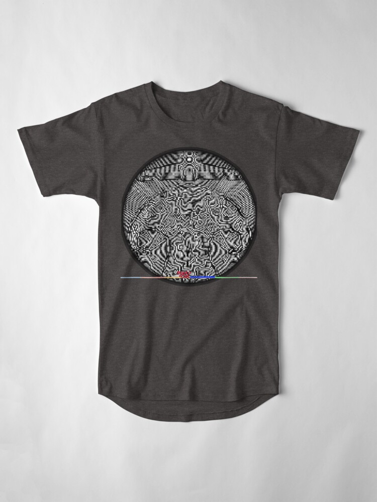 Alternate view of Optic ^ l ⑩ by RootCat Long T-Shirt