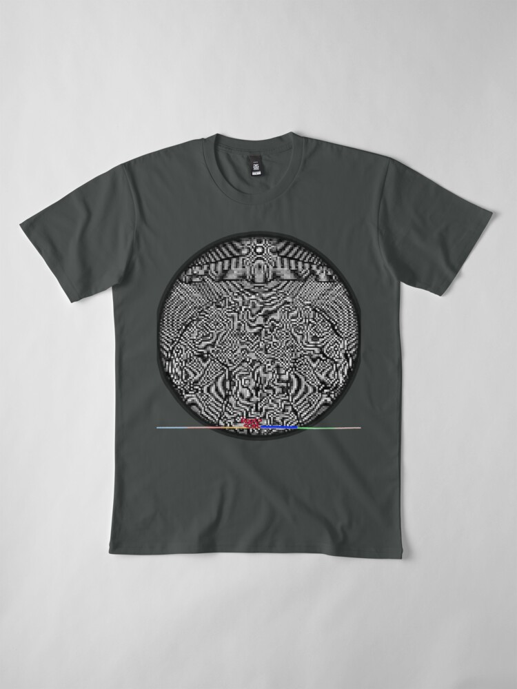 Alternate view of Optic ^ l ⑩ by RootCat Premium T-Shirt